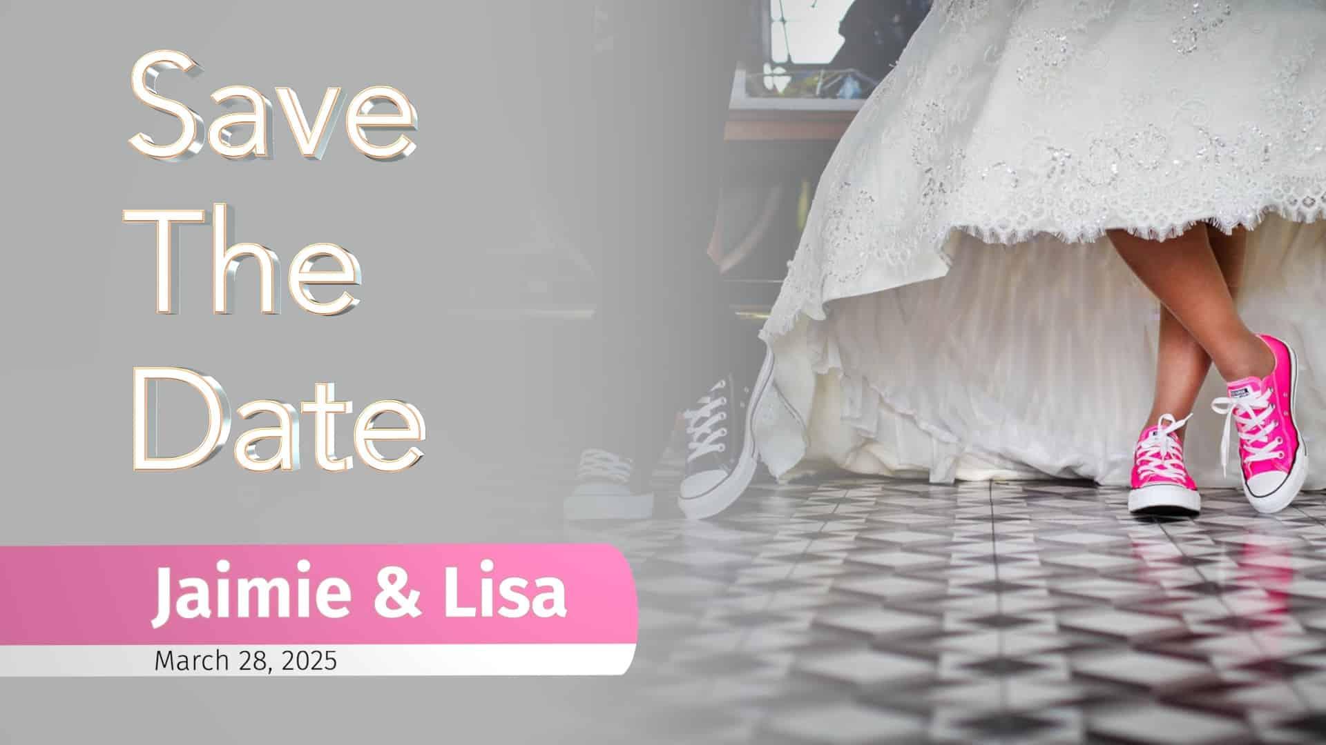 Elegant Video Intro Demo - Wedding Demo